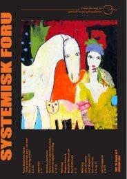 SF 0307.indd - STOK – Dansk forening for systemisk terapi og ...