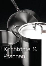 Kochtöpfe & Pfannen