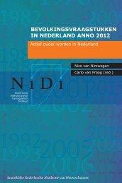 Actief ouder worden in Nederland - NIDI