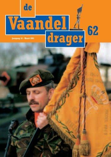 Jaargang 18 - Maart 2001 - Museum Brigade en Garde Prinses Irene