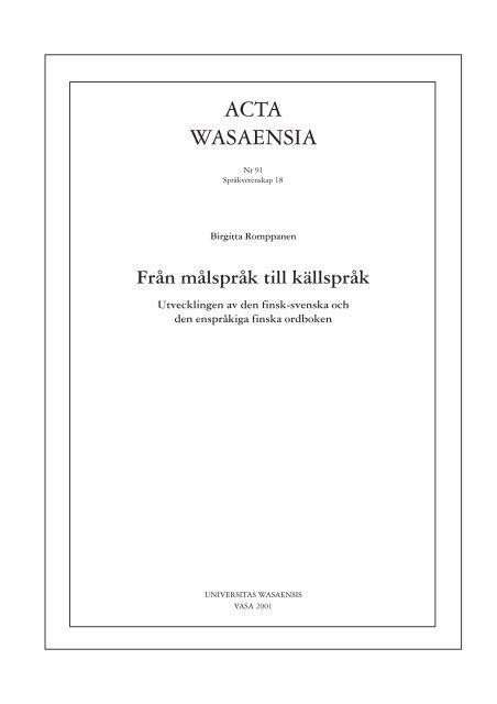 Sveriges slktnamn 1965: frteckning | patient-survey.net