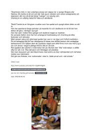 Bertil Twede är en hängiven musiker som har spelat och sjungit ...