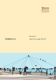 Verkort Jaarverslag 2010 - Fugro