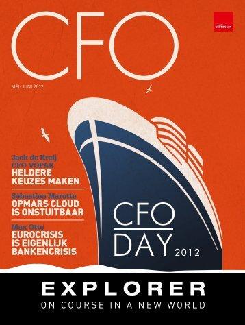 heldere keuzes maken opmars cloud is onstuitbaar eurocrisis is ...