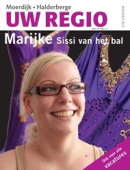 Marijke Sissi van het bal - Uw Regio