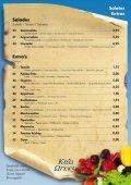 geserveerd met citroen-mayo dressing - Grieks Specialiteiten ... - Seite 5
