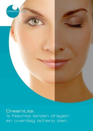 DreamLite consumentenfolder - Procornea