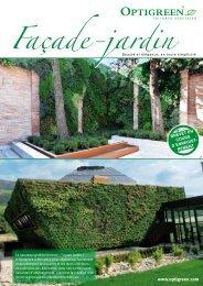 système « Façade-jardin - Une toiture végétalisée réalisée par ...