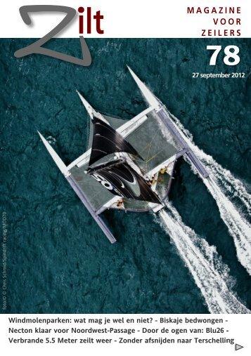 Download Zilt magazine als PDF