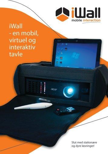iWall - en mobil, virtuel og interaktiv tavle - iWall.dk