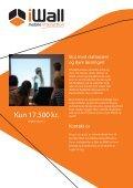iWall - en mobil, virtuel og interaktiv tavle - iWall.dk - Page 2