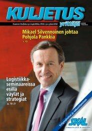 Lehden sisältöä 4/2008 (pdf) (1.5 MB) - SKAL
