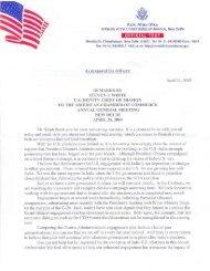 Remarks by Steven J. white U.S. Deputy Chief of Mission ... - amcham