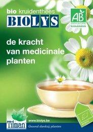 de kracht van medicinale planten