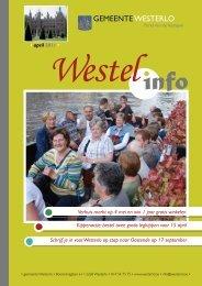 april 2011 - Gemeente Westerlo