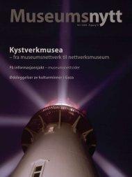 2009-01 - Norges museumsforbund