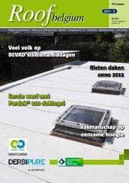 waterdichten - Bouwmagazines