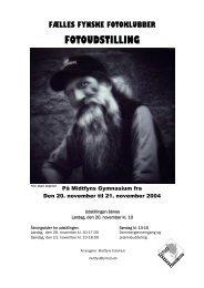 katalog FF 2004.pub - Fælles Fynske Fotoklubber