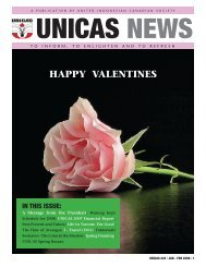 HAPPY VALENTINES - unicas.ca