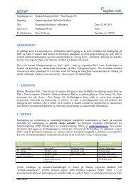 SAMMENDRAG 1. BAKGRUNN 2. METODE - Bygg og arkitektur i ...