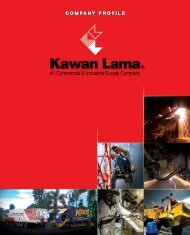 COMPANY PROFILE - KawanLama