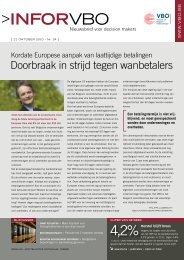 Lees meer - Het VBO - De stem van de ondernemingen in België