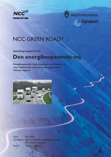 Teknisk rapport - NCC