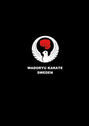 Wadoryu Karate Graderingssystem