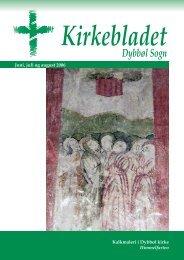 Kirkebladet juni 2006 - Dybbøl Kirke