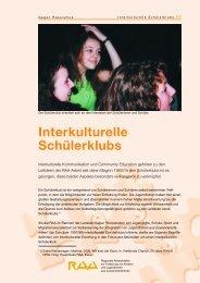 Info zum Produkt als PDF - RAA NRW