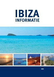 Page 1 Page 2 Ibiza llles Balears FUNDACION DE PROMOCION ...