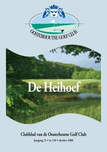 oktober - Oosterhoutse Golf Club