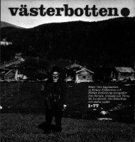 |PVMI-i - Västerbottens museum