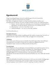 Egenkontroll (pdf)