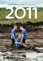Vuosikertomus 2011 - Kanteleen Voima Oy