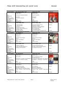 Tono label 45 EP diskografi - DANPOP.DK - Page 3
