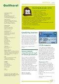 Clubblad Golfhorst Lente 2011 - Golfvereniging Golfhorst - Page 5