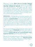 Brochure 'Wat is een vluchteling?' - Vluchtelingenwerk Vlaanderen - Page 5