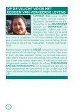 Brochure 'Wat is een vluchteling?' - Vluchtelingenwerk Vlaanderen - Page 6