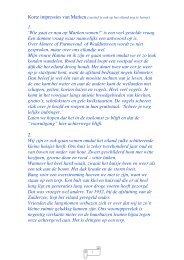 Tekst van Aart Staartjes in PDF - Schouten Enterprises