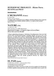 L'HUMANITÉ - Departament de Física Fonamental - Universitat de ...