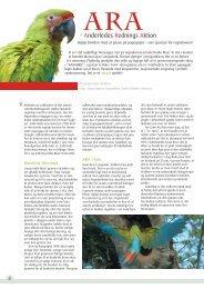 - Anderledes Rednings Aktion - Verdens Skove
