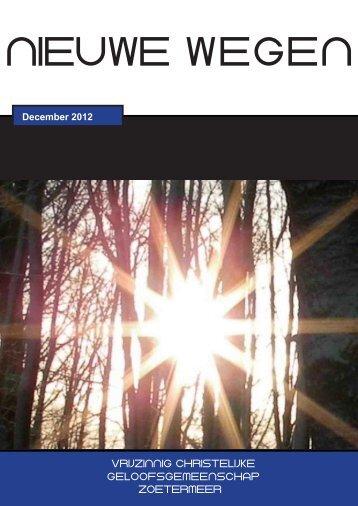 de pfd versie december 2012 - Zoetermeer