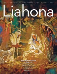 December 2010 Liahona