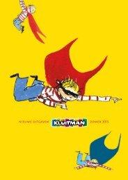 Nieuwe kinder- en jeugdboeken ZOMER 2013 - Kluitman