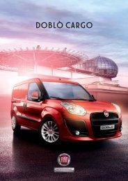 Technische specificaties - Fiat Professional