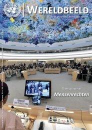 Wereldbeeld 2012-04 - Vereniging voor Verenigde Naties