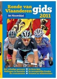 Ronde van Vlaanderen Ronde van Vlaanderen - De Standaard