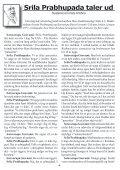 SRILA PRABHUPADAS POSITION - ISKCON Danmark - Page 4