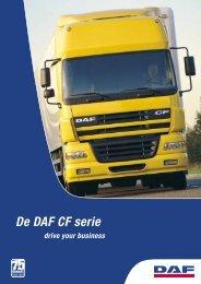 De DAF CF serie - Jongerenwebsite.net